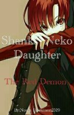 Shanks' Neko Daughter (The Red Demon) by Nouis_Horanson2319