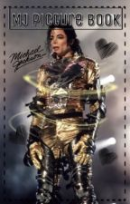 Michael jackson picture book  by cupn00dles