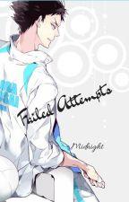 Failed Attempts (Iwaizumi Hajime Oneshot) by midnight0406