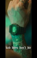 bad boys don't die  by mikey_is_a_princess