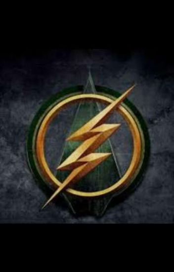 The Green Arrow The Red Speedster And The Scarlet Witch Coming