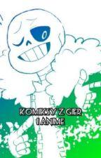 komiksy z anime  by Juliette_Alice