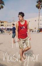 I lived: A Nash Grier Love Story by infinty_and_love