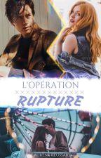L'OPÉRATION RUPTURE [EN PAUSE] by laurene_rsd
