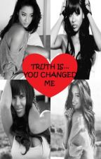 Truth Is...You Changed Me (Lesbian Story) by LueG04