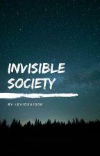 Invisible Society by leviOsa1006