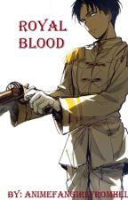 Royal blood (Ereri, Riren) by Cliche_King
