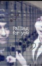 Falling for you (phan) by phanallamallama
