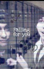 Falling for you (phan) by phanallamallama