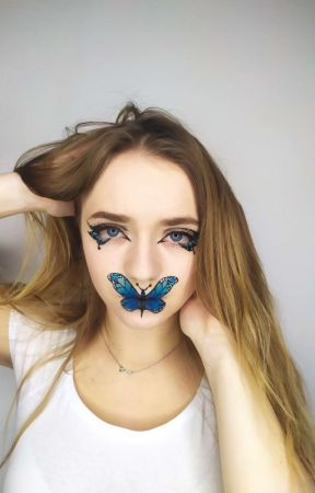 The best butterfly [DOKONČENO] by KatieWolfie