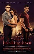 Breaking Dawn part 1 RP by itzrenesmeejakson
