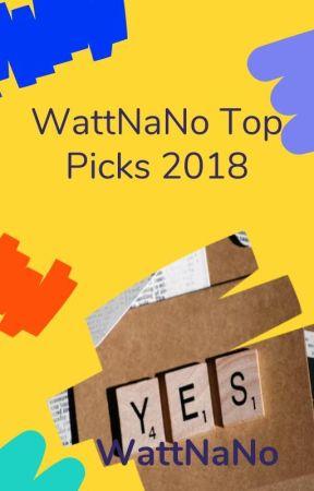 WattNaNo Top Picks 2018 by WattNaNo