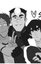 Sheith, Klance, Shance and Shklance One Shots by TheKoiKat