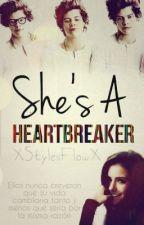 She's a heartbreaker (Los trillizos Styles y tú) (PAUSADA TEMPORALMENTE) by XStylesflowX