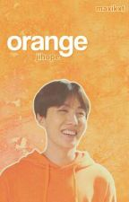❍❝; orange - jihope. by -maxikxt