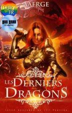 Les Derniers Dragons by aafrge