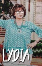 LYDIA ⇢ FILTERS by odaatsociety