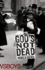 God's Not Dead! by rebekers