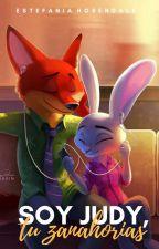 Soy Judy, tú zanahorias by EstefaniaH712