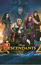 Descendants 2(Jayvie and Bal edition) by theeejawneeedee