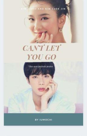 Can't Let You Go || Kim Jisoo • Kim Seok Jin by IUmochi
