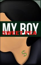 My Boy- Sweet Pea by ChantalMarie1827