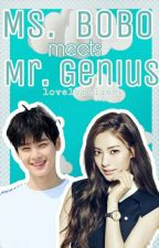 Ms. BOBO meets Mr. GENIUS by lovelymelive