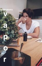 "vapor [previously ""mine""] • brad simpson by drunkcalum"