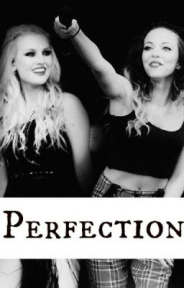 Perfection [Jerrie Fanfiction]
