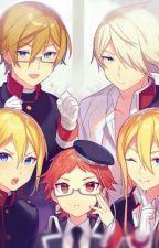 The Royal Tutor Scenarios by EM0_Otaku