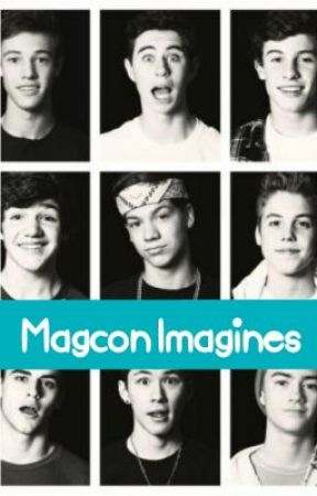 magcon dating imagines Old magcon imagines - duration: 3:29 just imagines a cameron dallas imagine fake dating my best friend - duration: 3:04 the mendes army.
