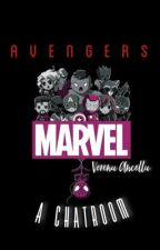 Avengers : A Chatroom  by officially_mee