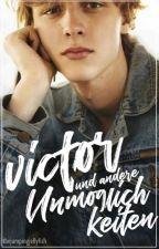 Victor und andere Unmöglichkeiten #featheraward18 by thejumpingjellyfish
