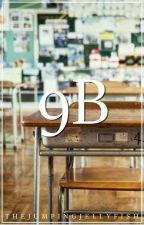 9B by thejumpingjellyfish