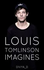 Louis Tomlinson Imagines by divya_d