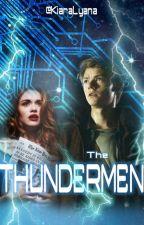 The Thundermen by KiaraLyana