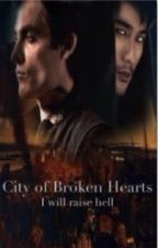 City of Broken Hearts (tmi malec) by foxesandthehounds