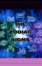 Zodiac Signs by Qveen_Teddy