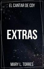 El cantar de Coy: EXTRAS [Antigua Olympia] by MissEmerty