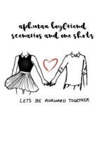 Aphmau Boyfriend Scenarios by xWinter_Hunterx