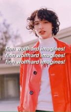 finn wolfhard imagines  by sunkcssed