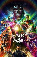 "50 dni do ""Avengers: Infinity War"" by wikuus_1"