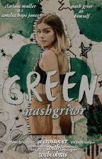 green % nash grier by nashgriwr