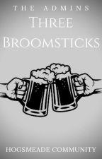 Three Broomsticks ∆ Meet The Admins by hogsmeadecommunity