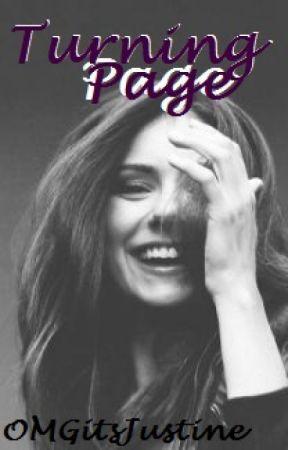 Turning Page♥ (Stiles Stilinski/Teen Wolf Fanfic)[Book 2] - First