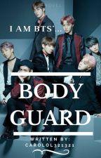I am BTS' bodyguard || V x OC x JK x Suga by carojgomez