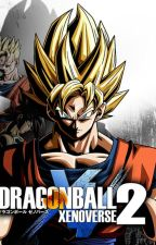 DragonBall Xenoverse 2 by Heroman23