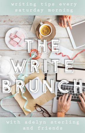 The Write Brunch by AdelynAnn