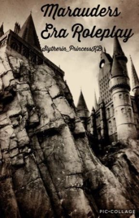 MARAUDERS ERA ROLEPLAY(HP) by detectiveperalta