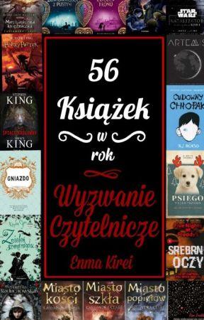 56 książek w rok ♥ Wyzwanie Czytelnicze ♥ by Enma-Kirei